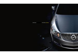 Dezo's Garage|2010 Buick Car, CUV, and SUV PDF Sales Brochure/Catalog/Flyer/Info LaCrosse ...