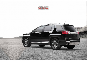 Dezo's Garage  2017 GMC Truck PDF Sales Brochure/Catalog ...