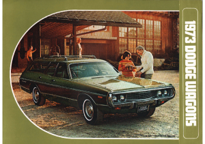 Dezo's Garage|1970-1979 Dodge Car PDF Sales Brochure/Catalog