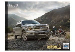 Dezo S Garage 2018 Ford Car Cuv Amp Suv Pdf Sales Brochure