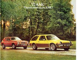 Gremlin N.O.S Javelin dealer postcard set 1974 AMC Matador